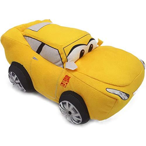 Cars - Peluche Coche Amarillo Cruz Ramirez 26cm Calidad Super Soft