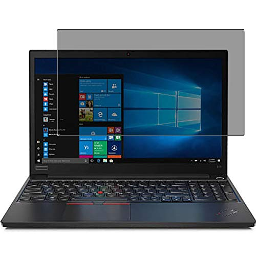 Vaxson Privacy Screen Protector, compatible with Lenovo ThinkPad E15 15.6', Anti Spy Film Guard [ Not Tempered Glass ] Privacy Filter