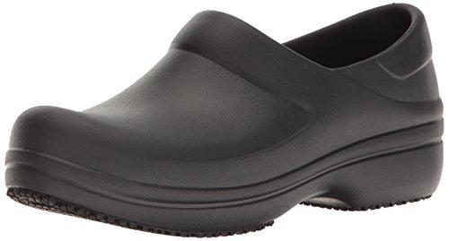 Crocs Neria Pro Clog, Mujer Zueco, Negro (Black), 36-37 EU