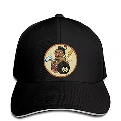 OEWFM Gorra de béisbol Reconocimiento Flying Squadron Nose Art Gorras de béisbol Patch Marine Us Army Regalo...