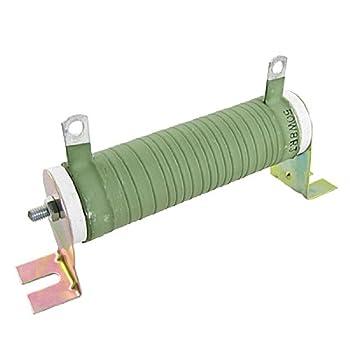 uxcell 巻線型抵抗器 50W 8Ω