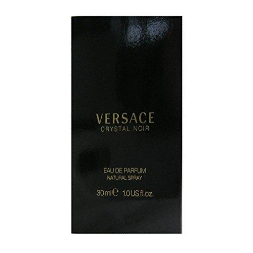 Versace Crystal Noir femme/women, Eau de Parfum, 1er Pack (1 x 30 ml)