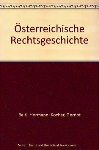 Österreichische Rechtsgeschichte