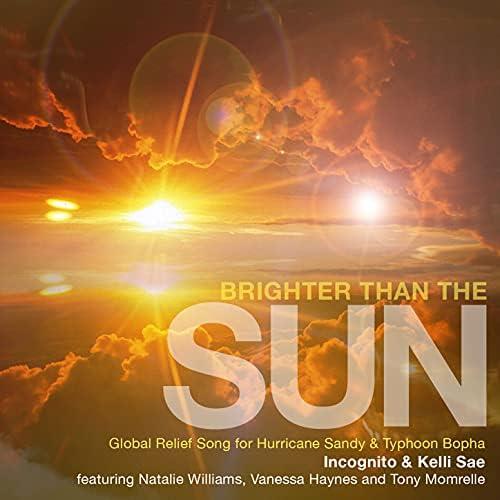 Incognito & Kelli Sae feat. Natalie Williams, Vanessa Haynes & Tony Momrelle
