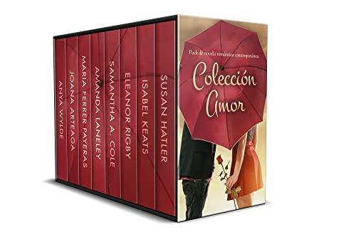 Colección Amor: Pack de novela romántica contemporánea