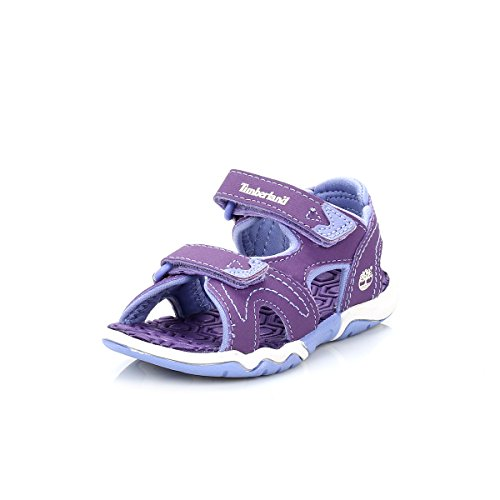 Timberland Timberland Active FTK_Adventure Seeker 2 Mädchen Sandalen, Violett (Purple With Periwinkle), 34
