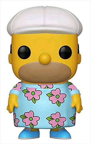 Funko Pop! Animation: The Simpsons - Homer MuuMuu (Special Edition) #502