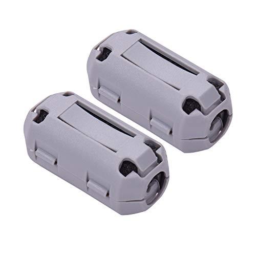 Aibecy Piezas de la impresora 3D 1.75 mm Filtros de limpieza de filamentos Bloque de limpieza de espuma de goma Eliminación de polvo para ABS PLA PETG u otros filamentos de impresión