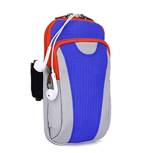 RXL Sport-Armtasche für Damen und Herren, Sportgerät, Fitness-Armtasche, Armtasche, wasserdicht (Farbe: F)