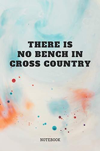 Notebook: Cross Country Running Sport Dirt Race Couching Planner / Organizer / Lined Notebook (6