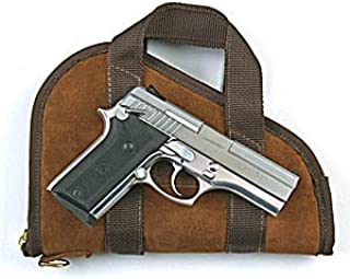 Bagmaster Leather Pistol Case for 4
