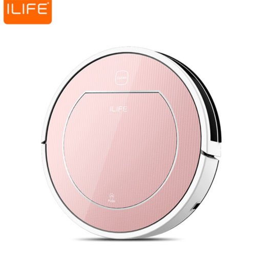 Find Bargain ILIFE V7S Pro Smart Robotic Vacuum Cleaner Wet Dry Sweeping Machine Water