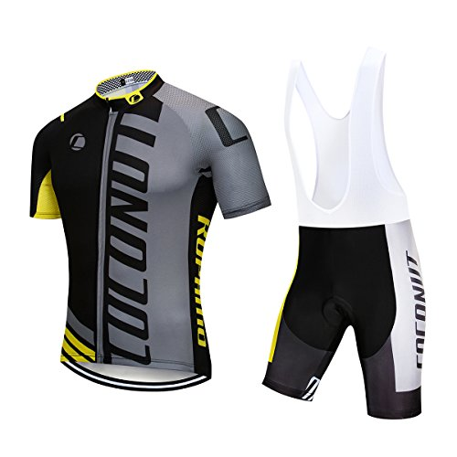Coconut Ropamo Men's Cycling Jersey Short