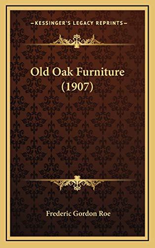 Old Oak Furniture (1907)