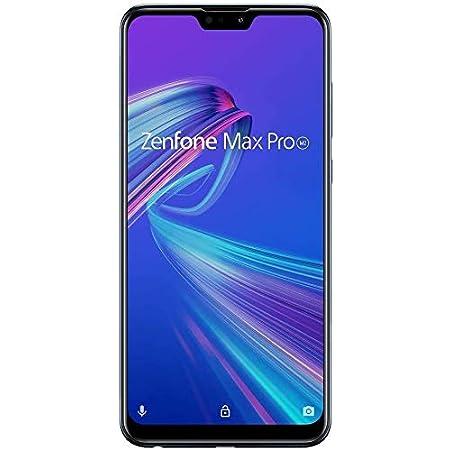 ASUS ZenFone Max Pro M2 ミッドナイトブルー 6GB/64GB ZB631KL-BL64S6 【 日本正規代理店品 】