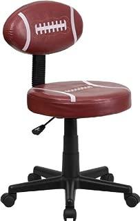 Flash Furniture Football Swivel Task Office Chair