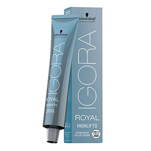 Schwarzkopf Igora Royal Permanent Hair Color Highlifts 12-11 Special Blonde Cendre Extra
