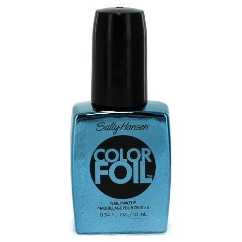 Sally Hansen ColorFoil Nail Make-Up ~ Cobalt Chrome 430 ~ Limited Edition