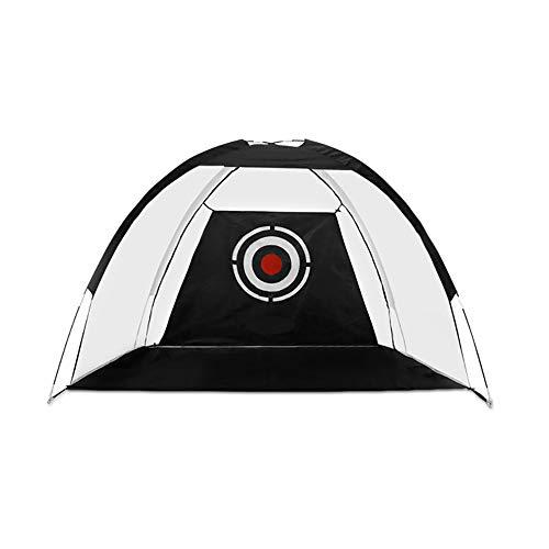 Hezhu Red para Entrenamiento de Golf Red de Práctica de Golf con Bolsa para Entrenamiento de Golf en casa y al Aire Libre