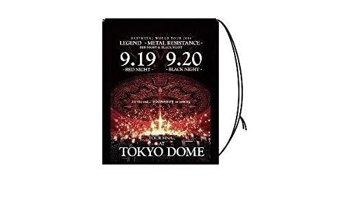 TOKYO DOME MEMORIAL ビニールバッグ ベビーメタル babymetal 東京ドーム