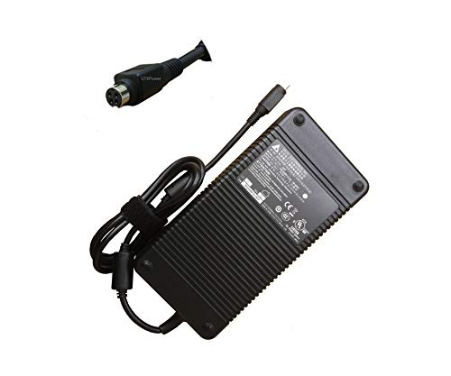 AC Adapter Power Supply Charger for MSI GT75 8RG-099CA Titan