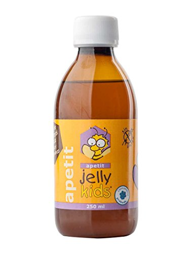 Jelly Kids Apetit J.Real (Sabor Fresa) 250 ml de Eladiet