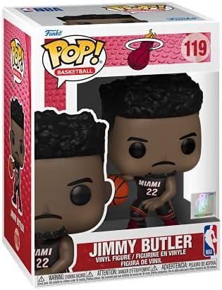 Funko Pop! NBA: Heat - Jimmy Butler (Black Jersey)