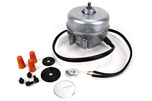 833697 Universal Refrigerator Condenser Fan Motor W10822259, WR60X187, WR60X177, WR60X225