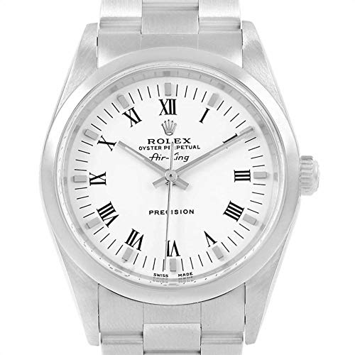 Rolex Air-King Automatic-self-Wind Male Watch 14000 (Certified Pre-Owned)