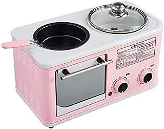 JYDQB 1200W électrique 3 en 1 ménage Petit-déjeuner Grille-Pain Cuisson Machine Sandwich Omelette Poêle à Frire Hot Pot ch...