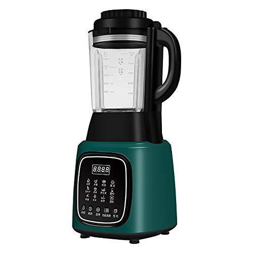 WERC Standmixer Smoothie Mixer, 1.75L Glas Smoothie Blender, 800 watt Hochleistungsmixer, 30,000 UpM, Einfache...
