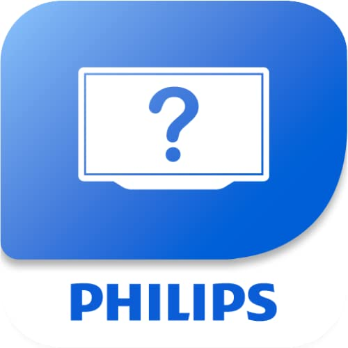 Philips TV Produktberater-App