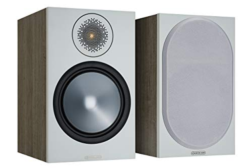MONITOR AUDIO Bronze 100 Urban Grey Pareja Altavoces Estanteria
