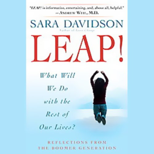 Leap! audiobook cover art