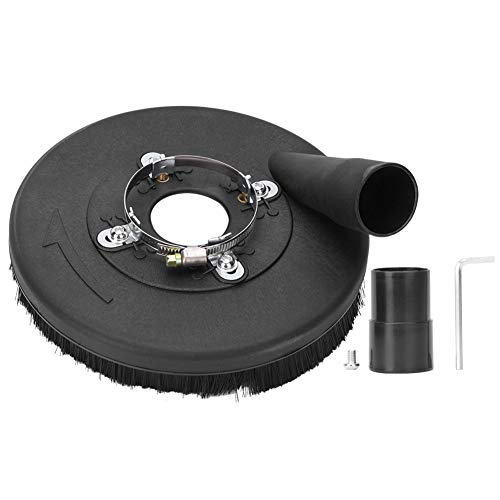 7 Inch Dust Shroud for Angle Grinder, Universal Surface Grinding Dust Shroud,Angle Grinder Dust Cover Collector