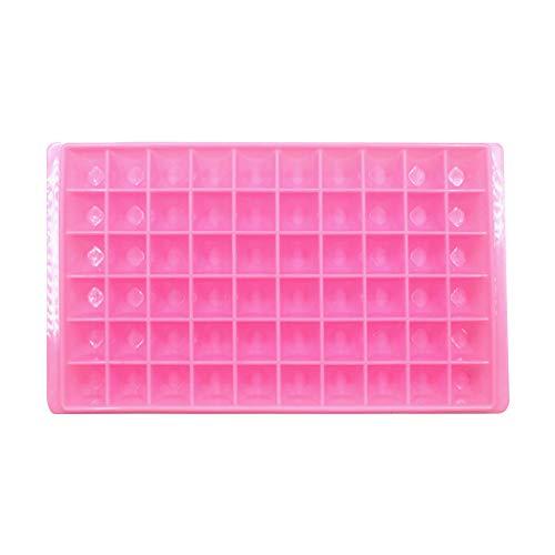 YEZININHAO Ice dice tray – 60 Grid Square Ice Cube Cool Freezing Mold Tray Ice Cream Maker Popsicle Yogurt