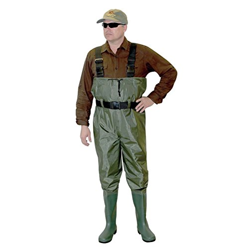Caddis Waders CA3901W-13 PVC Chest Waders Boot