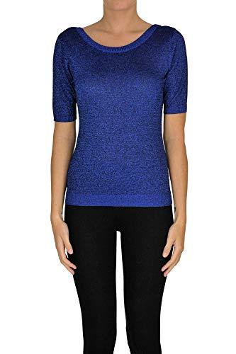 Missoni Luxury Fashion Damen MCGLMGP0000C7100E Blau Polyester Pullover | Jahreszeit Outlet