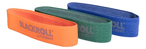 BLACKROLL Loop Band Set, 6er Set