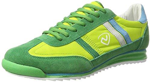 Northland Herren Tad Lc Shoes Sneaker, Grün (Green/Citro), 45 EU