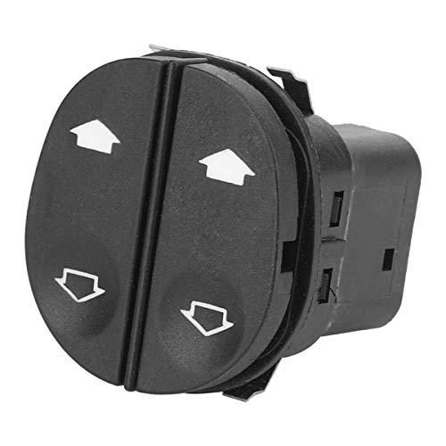 DYBANP Interruptor de Ventana de Coche, para Ford KA 1996-2008 / Puma 1997-2001, botón Elevador de Interruptor de Ventana de energía eléctrica de Coche