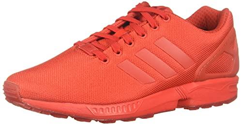 adidas ZX Flux, Zapatillas de Running Mujer, Rojo, 43 1/3 EU