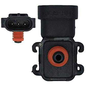 09359409 MAP Manifold Absolute Pressure Sensor Replacement for Buick Cadillac 09359409