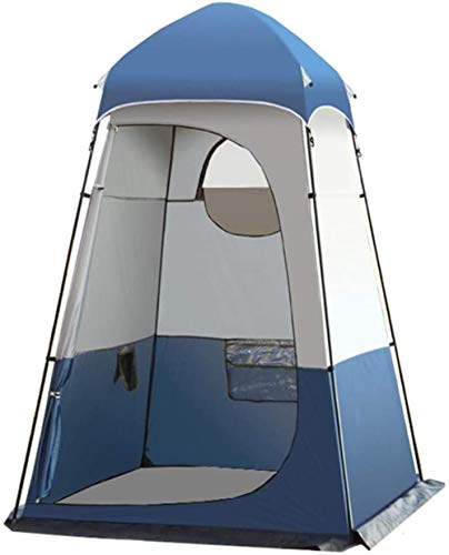 JSY Tiendas de campaña Privacidad Carpa emergente Campo de la Tienda Aseo, Plegable Lluvia Refugio portátil Tienda de campaña Aseo Fácil de configurar, Ideal Tanto for Exterior Vestir/Ducha/WC CAM