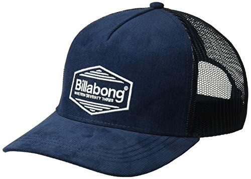 Billabong Gorra clásica para hombre - azul - talla única