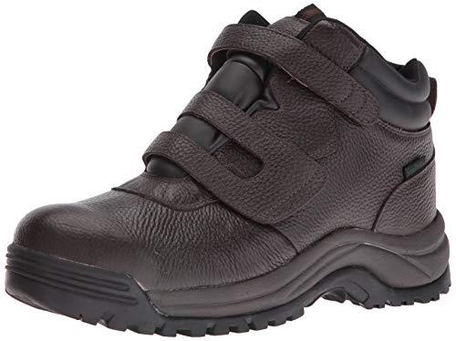 Propét mens Cliff Walker Strap Hiking Boot, Brown, 15 XX-Wide US