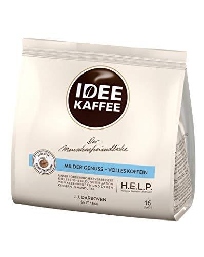 4 x Idee Kaffee Pads je 112g