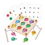 Xiuinserty Angelschildkröte aus Holz, 2-in-1, für Kinder, Schachspiel, Lernwerkzeug für Babys -