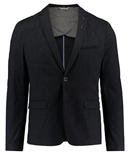 BOSS Herren 10196200 01 Jacke, Schwarz (Black 001), X-Large (Herstellergröße: 54)