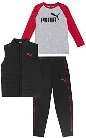 PUMA Kids' 3 Piece Vest Set